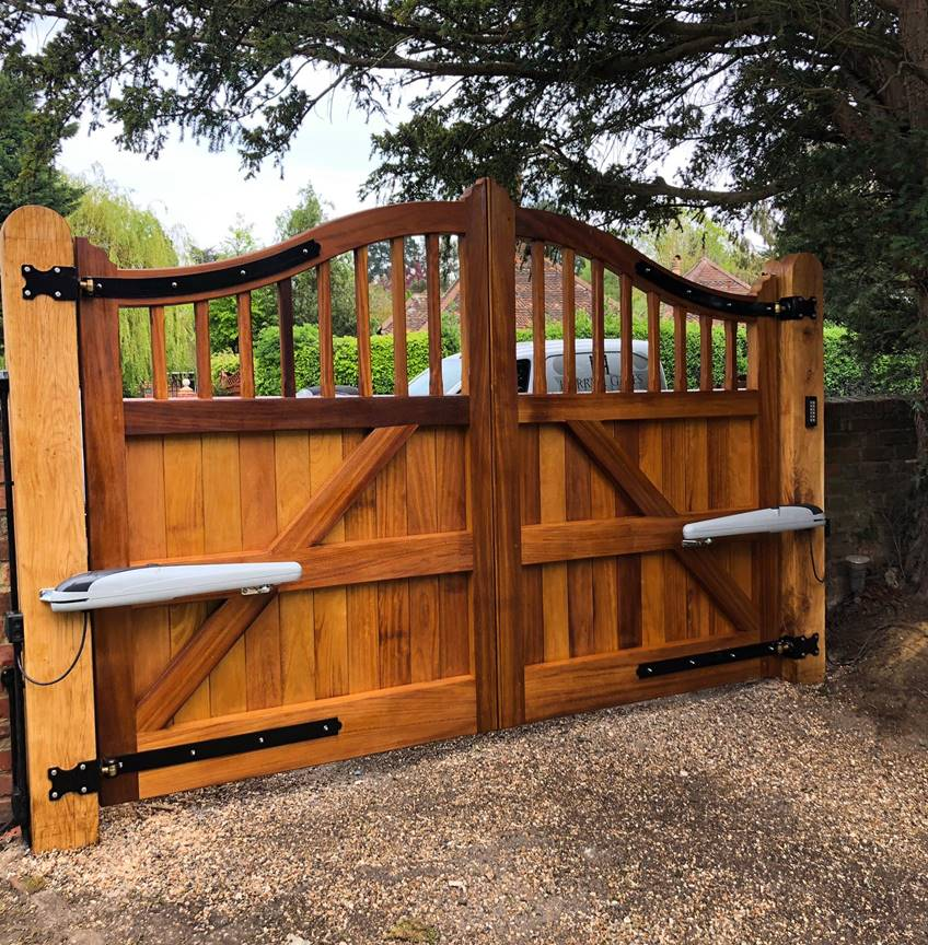 Gate Automation in Guildford